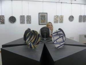 Personale di Giulia Gorlova-Galleria Comunale, Castel Bolognese