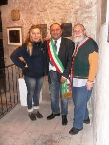 SAM_5846-Predappio-Museo del vino-mostra personale di Giulia Gorlova