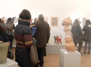 SAM_0697w. Galleria Comunale d'Arte Voltone della Molinella Faenza_Artegatto_foto Giulia Gorlova